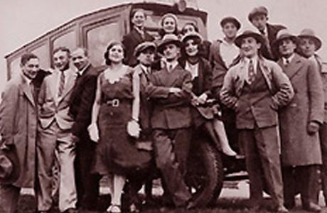 ניצחון הרוח-אוסף תיאטרון השואה