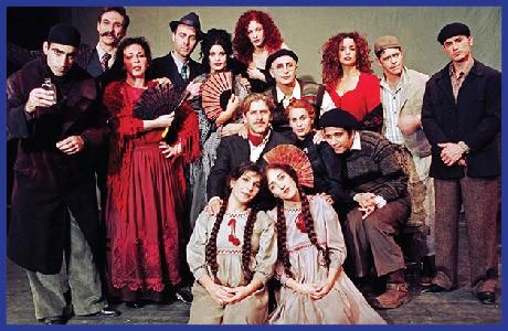 תיאטרון לאדינו: הרפרטואר