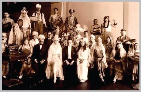 ניצוצות תיאטרון יהודי בארצות ערב