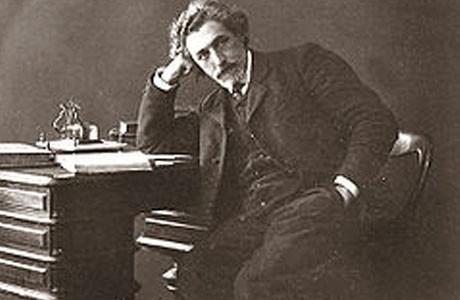 ש.אנ-סקי, שלמה זיינביל רפפורט (1863-1920)
