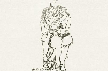 עיר של חלום  מאת אלזה לסקר- שילר, עורך: מוטי סנדק