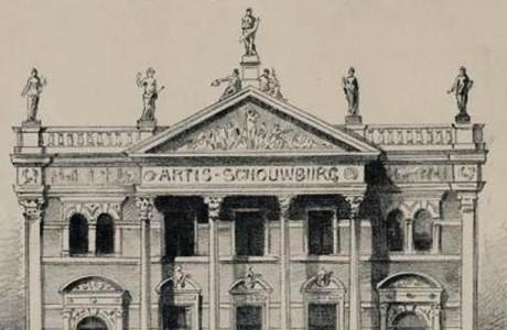התיאטרון היהודי באמשטרדם