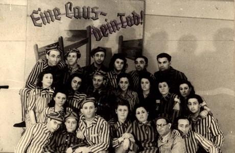 תיאטרון קאצעט (1939-1947)