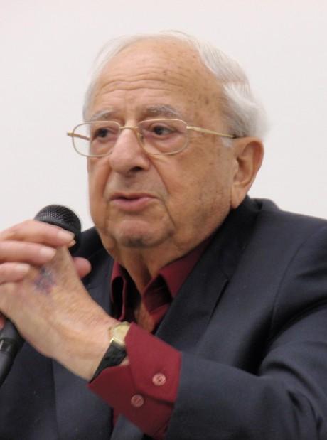 יצחק נבון ( 1921-2015) , מחבר בוסתן ספרדי